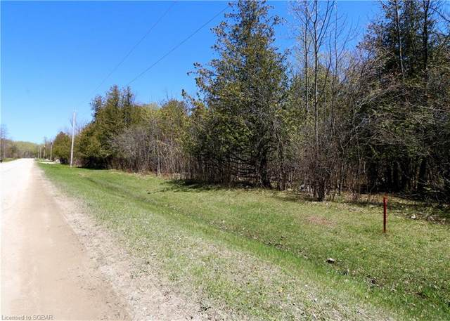 LT 19 Harbour Beach Drive, Meaford, ON N4L 1W5 (MLS #261809) :: Forest Hill Real Estate Collingwood