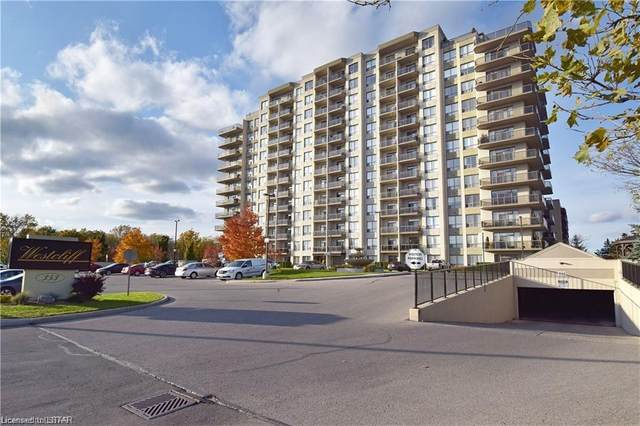 353 Commissioners Road W #110, London, ON N6J 0A3 (MLS #261966) :: Sutton Group Envelope Real Estate Brokerage Inc.