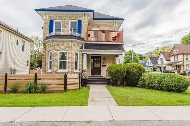 44 Elgin Street, St. Thomas, ON N5R 3M1 (MLS #262004) :: Sutton Group Envelope Real Estate Brokerage Inc.