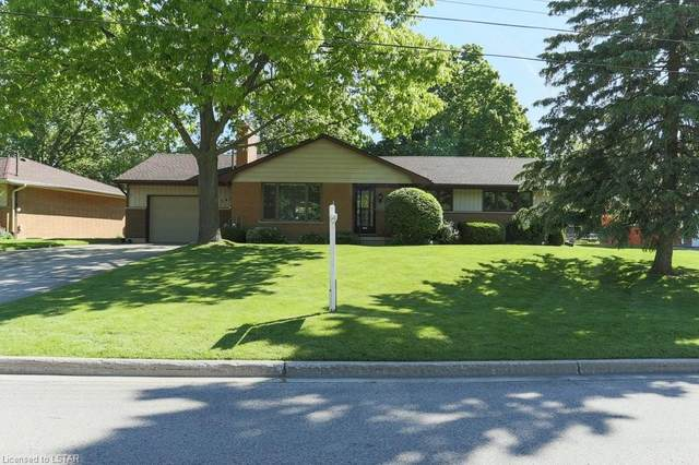 248 Deer Park Circle, London, ON N6H 3C1 (MLS #262258) :: Sutton Group Envelope Real Estate Brokerage Inc.