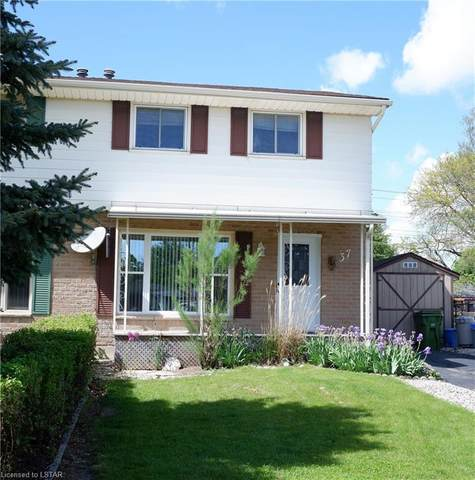 37 Vanier Place, St. Thomas, ON N5R 5L2 (MLS #262309) :: Sutton Group Envelope Real Estate Brokerage Inc.