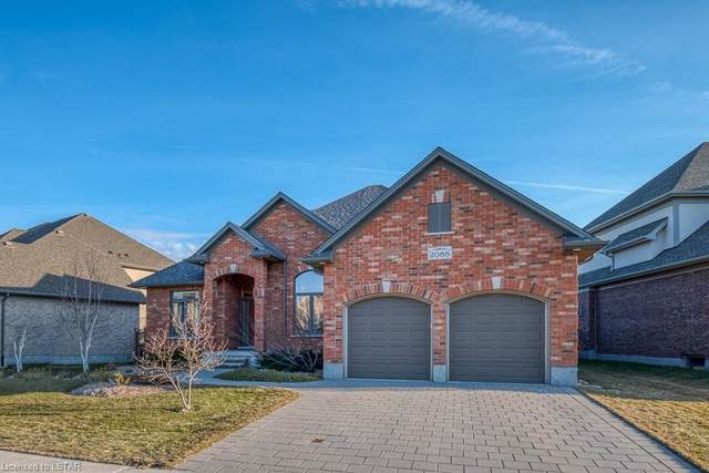 2088 Callingham Drive, London, ON N6G 0M2 (MLS #262604) :: Sutton Group Envelope Real Estate Brokerage Inc.