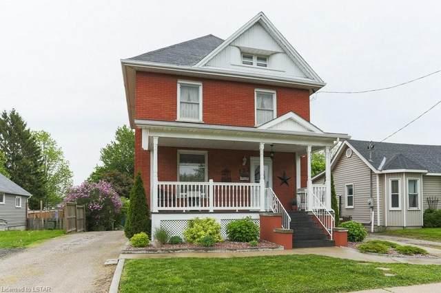 123 Balaclava Street, St. Thomas, ON N5P 3C8 (MLS #262853) :: Sutton Group Envelope Real Estate Brokerage Inc.
