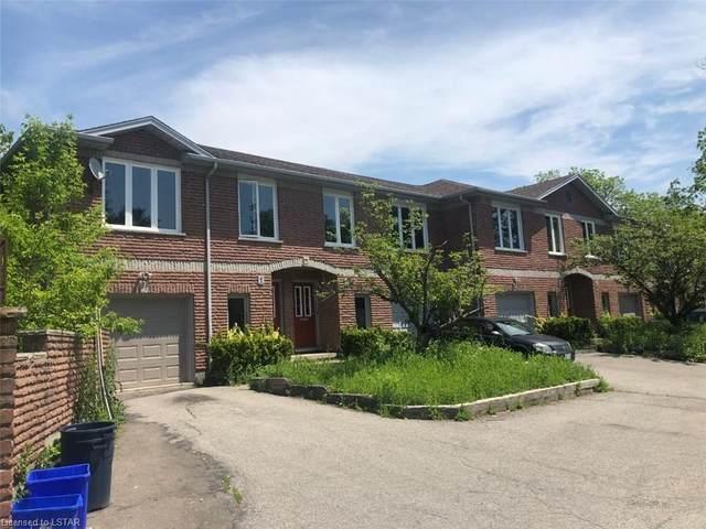 491 Oxford Street E, London, ON N5Y 3H8 (MLS #263027) :: Sutton Group Envelope Real Estate Brokerage Inc.
