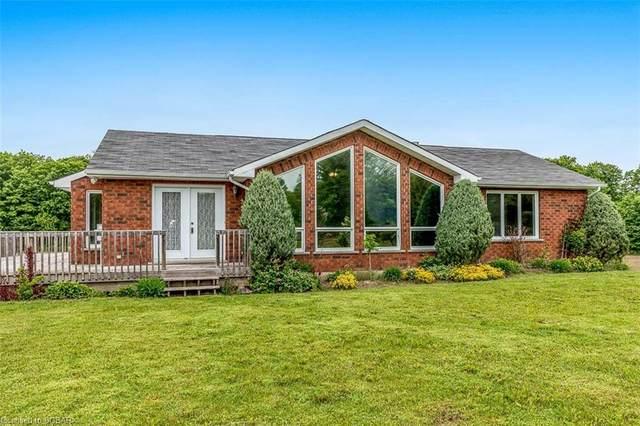 654 Ridge Road W, Oro-Medonte, ON L0L 2E0 (MLS #263065) :: Forest Hill Real Estate Inc Brokerage Barrie Innisfil Orillia