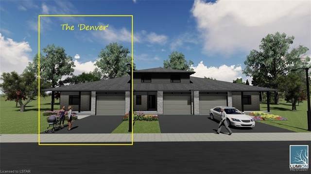 LOT 26 Rowe Avenue, Exeter, ON N0M 1S1 (MLS #263103) :: Sutton Group Envelope Real Estate Brokerage Inc.