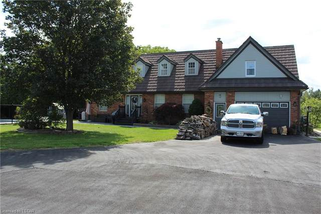 41237 Major Line, St. Thomas, ON N5R 3T1 (MLS #263123) :: Sutton Group Envelope Real Estate Brokerage Inc.