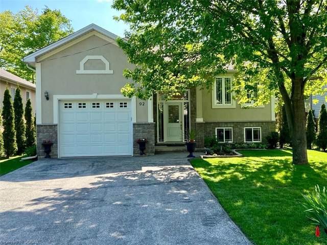 92 61ST Street S, Wasaga Beach, ON L9Z 2Z3 (MLS #263134) :: Sutton Group Envelope Real Estate Brokerage Inc.