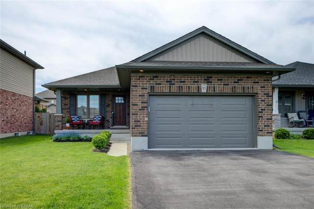 95 Ambleside Drive, St. Thomas, ON N5P 4K3 (MLS #263378) :: Sutton Group Envelope Real Estate Brokerage Inc.