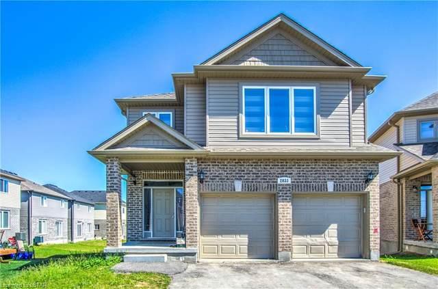 2833 Asima Drive, London, ON N6M 0B3 (MLS #266349) :: Sutton Group Envelope Real Estate Brokerage Inc.