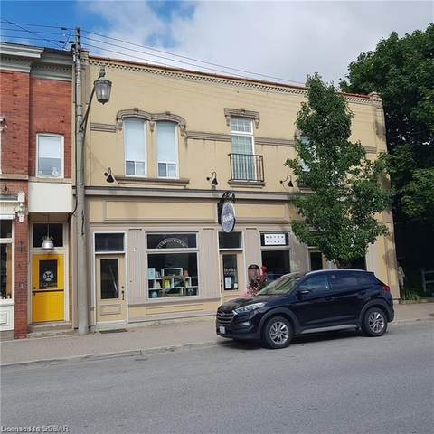 178 Mill Street, Creemore, ON L0M 1G0 (MLS #269886) :: Forest Hill Real Estate Collingwood
