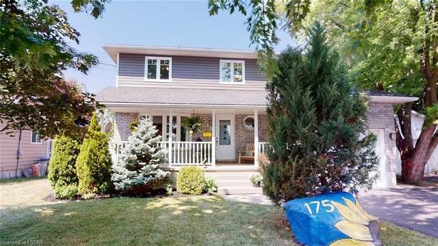 175 Mcconnell Street, Exeter, ON N0M 1S3 (MLS #270178) :: Sutton Group Envelope Real Estate Brokerage Inc.