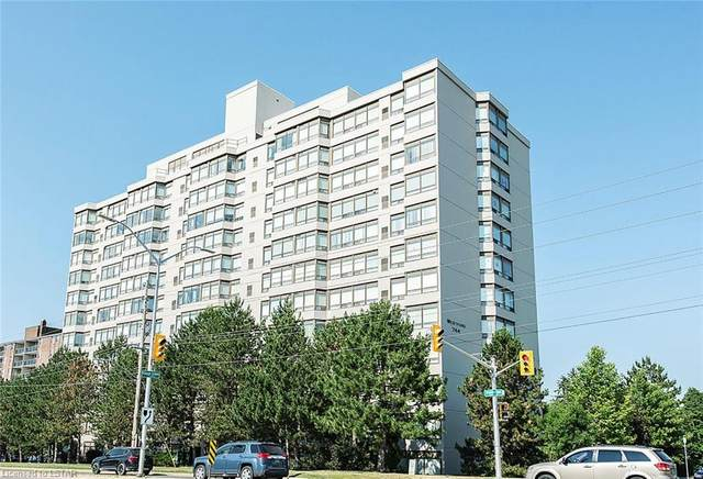 744 Wonderland Road S #501, London, ON N6K 4K3 (MLS #270617) :: Sutton Group Envelope Real Estate Brokerage Inc.