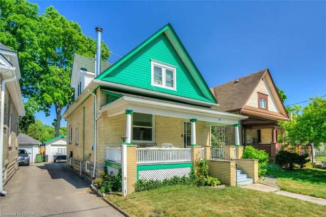67 East Street, St. Thomas, ON N5P 2R4 (MLS #271114) :: Sutton Group Envelope Real Estate Brokerage Inc.