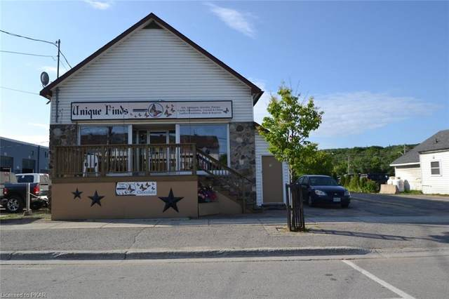 7 Station Street, Bancroft, ON K0L 1C0 (MLS #271297) :: Sutton Group Envelope Real Estate Brokerage Inc.