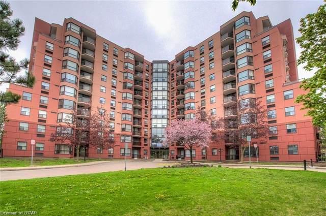 600 Talbot Street #1008, London, ON N6A 5L9 (MLS #271408) :: Sutton Group Envelope Real Estate Brokerage Inc.