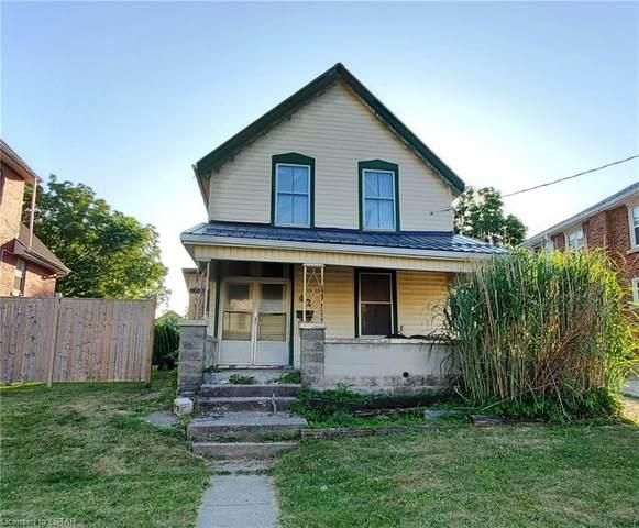 42 Hiawatha Street, St. Thomas, ON N5P 2T4 (MLS #271462) :: Sutton Group Envelope Real Estate Brokerage Inc.