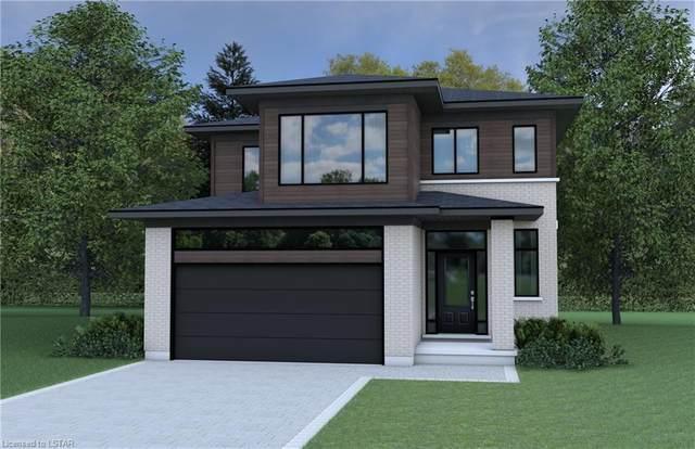 2231 Linkway Boulevard, London, ON N6G 0S8 (MLS #272993) :: Sutton Group Envelope Real Estate Brokerage Inc.