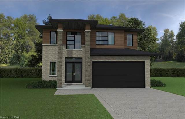 2237 Linkway Boulevard, London, ON N6G 0S8 (MLS #273058) :: Sutton Group Envelope Real Estate Brokerage Inc.