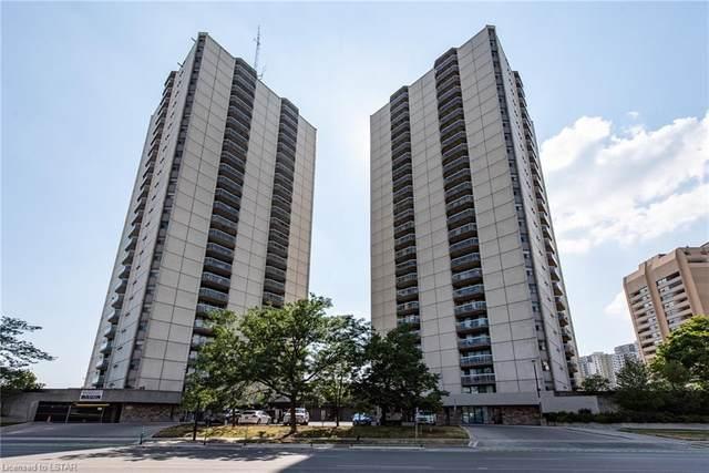 363 Colborne Street #1002, London, ON N6B 3N3 (MLS #273141) :: Sutton Group Envelope Real Estate Brokerage Inc.