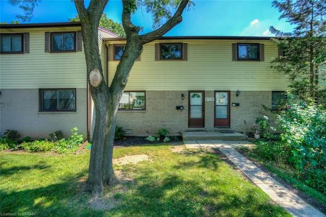 825 Dundalk Drive #27, London, ON N6C 3V6 (MLS #273286) :: Sutton Group Envelope Real Estate Brokerage Inc.