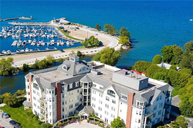 10 Bay Street E #405, Thornbury, ON N0H 2P0 (MLS #273582) :: Forest Hill Real Estate Collingwood