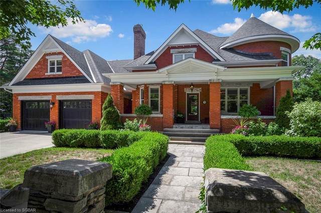 73 Bruce Street S, Thornbury, ON N0H 2P0 (MLS #274224) :: Forest Hill Real Estate Collingwood