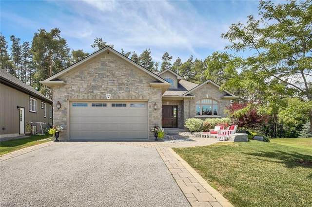 10 Glen Abbey Court, Meaford, ON N4L 1Y4 (MLS #274230) :: Forest Hill Real Estate Collingwood