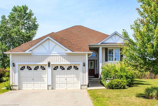 227 Country Lane, Stayner, ON L0M 1S0 (MLS #274967) :: Forest Hill Real Estate Collingwood