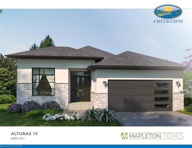 2580 Bridgehaven Drive, London, ON N0M 2M0 (MLS #275020) :: Sutton Group Envelope Real Estate Brokerage Inc.
