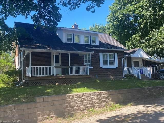 201 Elm Street, Stayner, ON L0M 1S0 (MLS #275405) :: Forest Hill Real Estate Collingwood
