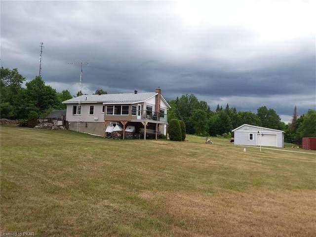 160 Dubblestein Road, Hastings Highlands, ON K0L 2R0 (MLS #275750) :: Forest Hill Real Estate Collingwood
