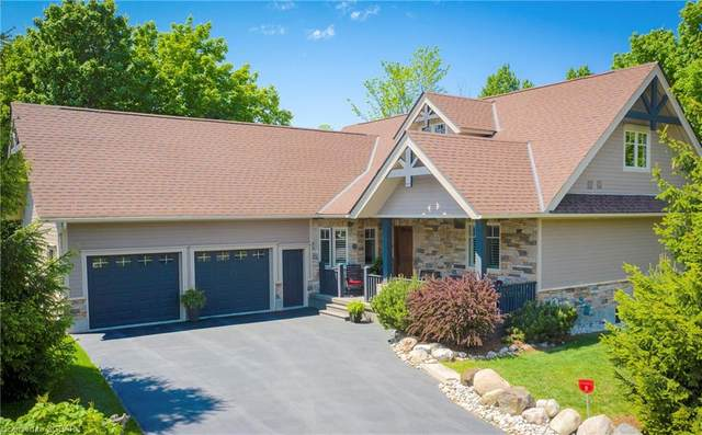 108 Hammond Court, Thornbury, ON N0H 2P0 (MLS #275886) :: Forest Hill Real Estate Collingwood