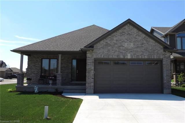 605 Ketter Way, Plympton-Wyoming, ON N0N 1T0 (MLS #276209) :: Sutton Group Envelope Real Estate Brokerage Inc.
