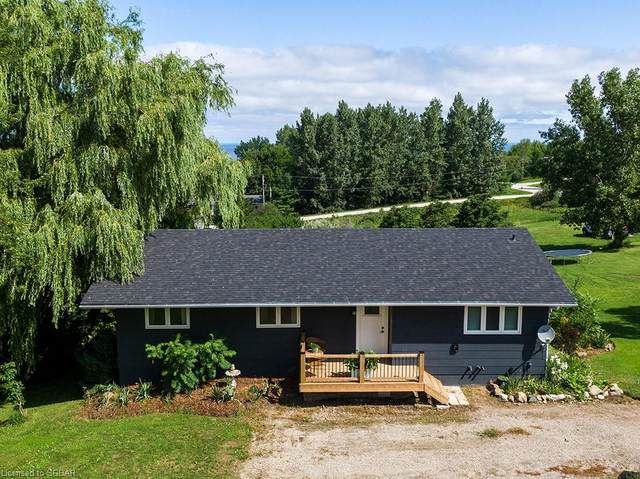317596 3RD Line, Meaford, ON N4L 1W7 (MLS #276464) :: Forest Hill Real Estate Collingwood