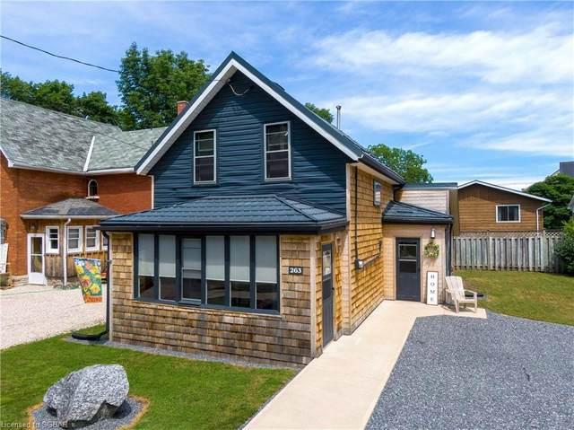 263 Denmark Street, Meaford, ON N4L 1C2 (MLS #276969) :: Forest Hill Real Estate Collingwood