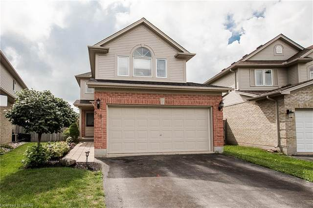 516 Cuthbert Circle, London, ON N6M 1K7 (MLS #277066) :: Forest Hill Real Estate Collingwood