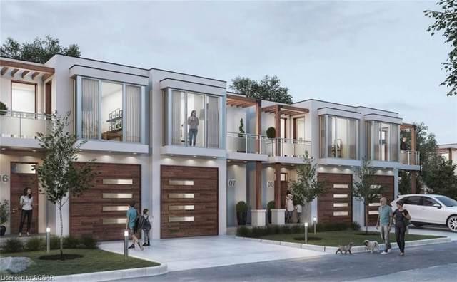188 Peel Street N #13, Thornbury, ON N0H 2P0 (MLS #277226) :: Forest Hill Real Estate Collingwood