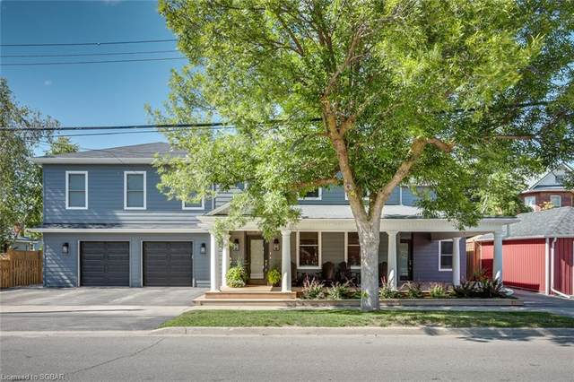 67 Fourth Street W, Collingwood, ON L9Y 1R5 (MLS #277564) :: Forest Hill Real Estate Collingwood