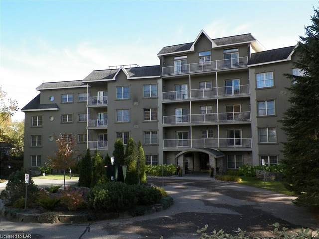 24 Ontario Street #308, Bracebridge, ON P1L 2H5 (MLS #277605) :: Forest Hill Real Estate Collingwood