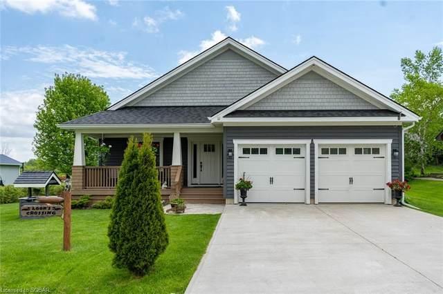 132 John Street, Feversham, ON N0C 1M0 (MLS #277619) :: Forest Hill Real Estate Collingwood