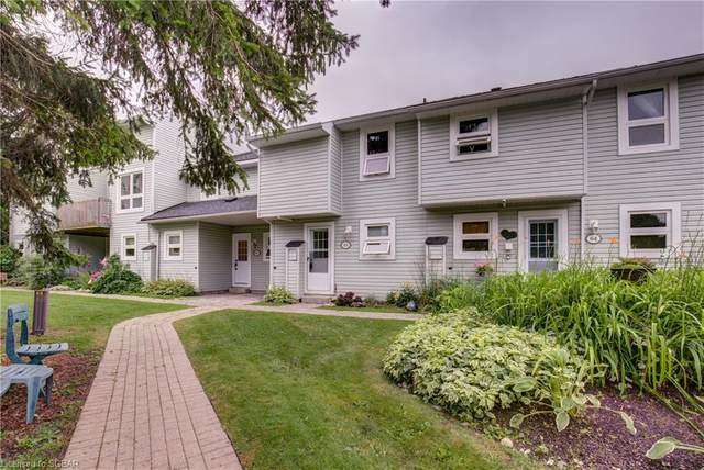 127 Alfred Street W #65, Thornbury, ON N0H 2P0 (MLS #277806) :: Forest Hill Real Estate Collingwood