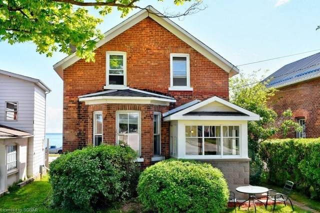 187 Sykes Street N, Meaford, ON N4L 1G8 (MLS #277916) :: Forest Hill Real Estate Collingwood