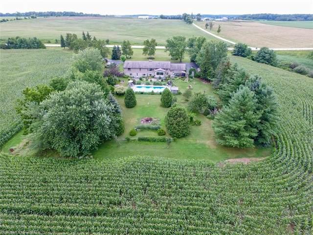 1052 Bruce Road 17 ., Arran-Elderslie, ON N0H 2N0 (MLS #278287) :: Forest Hill Real Estate Collingwood