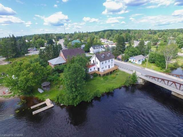 140 Sparks Street, Parry Sound, ON P0A 1P0 (MLS #279744) :: Forest Hill Real Estate Collingwood