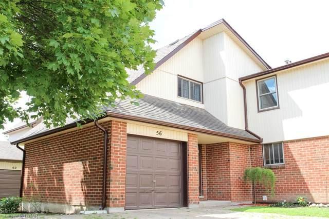 971 Adelaide Street S #56, London, ON N6E 2H3 (MLS #279881) :: Sutton Group Envelope Real Estate Brokerage Inc.