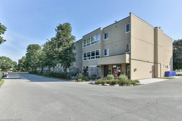 1447 Huron Street #311, London, ON N5V 2E6 (MLS #279906) :: Sutton Group Envelope Real Estate Brokerage Inc.