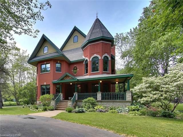 4354 Lakeshore Road, Plympton-Wyoming, ON N0N 1J6 (MLS #280152) :: Sutton Group Envelope Real Estate Brokerage Inc.