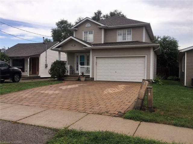 260 Mutual Street, Ingersoll, ON N5C 2A7 (MLS #280171) :: Sutton Group Envelope Real Estate Brokerage Inc.