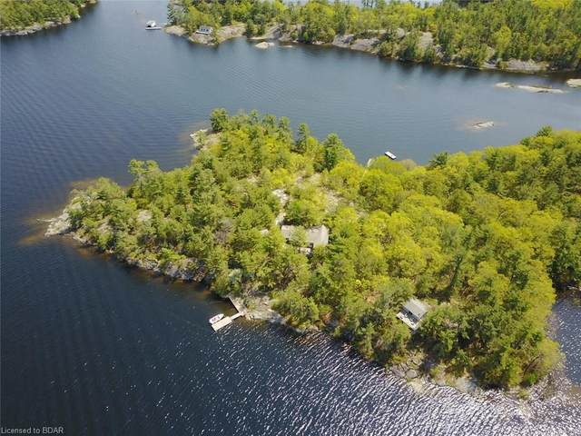 13 A30 Island, Pointe au Baril, ON P0G 1K0 (MLS #30746240) :: Sutton Group Envelope Real Estate Brokerage Inc.
